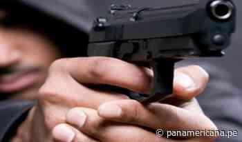 """Comas: capturan presunto sicario que había llegado de Nazca para realizar un """"trabajo especial"""" - Panamericana Televisión"""