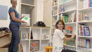 """Agordo avrà una sua libreria: si chiama """"Quattrocchi"""" ed è dedicata ai bambini - Corriere Delle Alpi"""