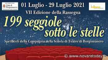 """Teatro: torna a Borgomanero """"199 seggiole sotto le stelle"""" - NovaraToday"""