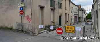 Bain-de-Bretagne. La Grande rue fermée à la circulation jusqu'à vendredi - maville.com
