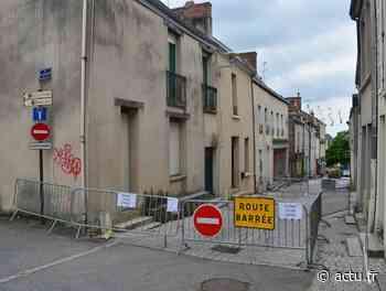 Bain-de-Bretagne : un bâtiment dangereux entraîne la fermeture d'une rue du centre-ville - L'Eclaireur de Châteaubriant