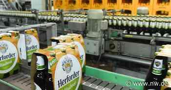 Herforder Brauerei: Pandemie verdirbt die Bierlaune - Neue Westfälische