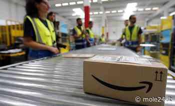 Apre il nuovo centro Amazon di Grugliasco: creati centinaia di posti di lavoro - Mole24