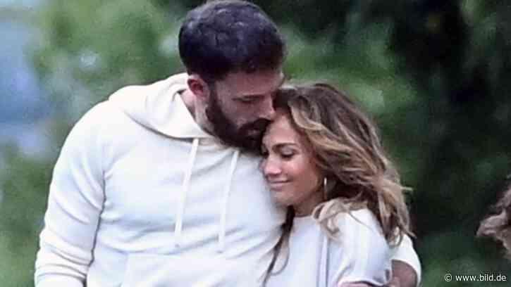 """Jennifer Lopez - """"Ich war noch nie so glücklich"""" - BILD"""