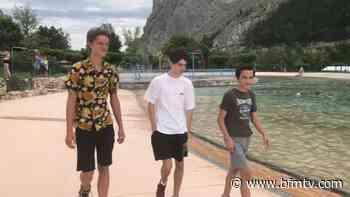 Sisteron: trois adolescents sauvent leur ami de la noyade et vont recevoir une médaille d'honneur - BFMTV