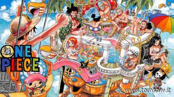 One Piece 24° anniversario: i primi festeggiamenti - Tom's Hardware Italia