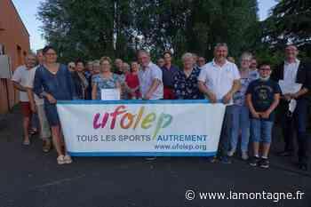 Le Puy-de-Dôme 1er département Ufolep de France - La Montagne
