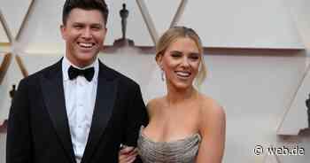 US-Schauspielerin Scarlett Johansson soll zum zweiten Mal schwanger sein - WEB.DE News