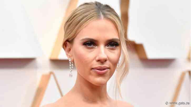 Scarlett Johansson: Süße Überraschung! Ein Baby mit Colin Just? - Gala.de