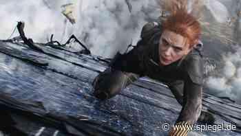 Marvel-Film »Black Widow«: Diese Agentin ist eine Kampfansage an James Bond - DER SPIEGEL