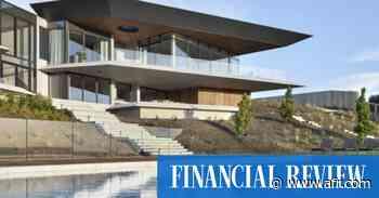 Melbourne property: Grand Flinders mega-mansion on Mornington Peninsula sells for $23.5 million, setting suburb record - The Australian Financial Review