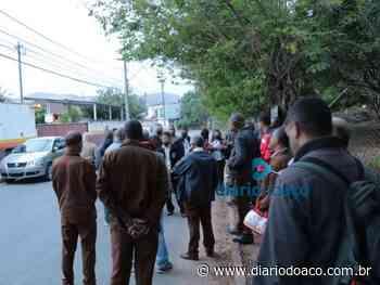 Timóteo e Coronel Fabriciano amanhecem sem ônibus | Portal Diário do Aço - Jornal Diário do Aço