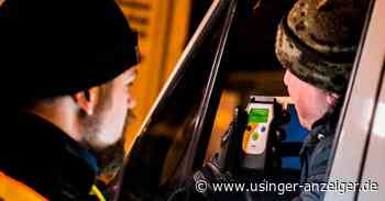 Frau fährt mit vier Promille durch Wehrheim - Usinger Anzeiger