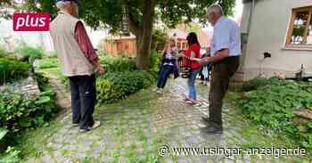 Usingen Persönliche Noten beim Gartenwettbewerb in Wehrheim - Usinger Anzeiger