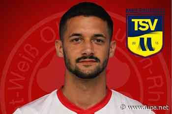 TSV Meerbusch holt Dominik Reinert von Rot-Weiß Oberhausen - FuPa - das Fußballportal