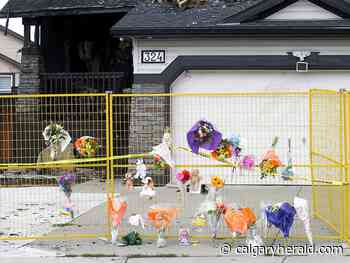 Candlelight vigil to mourn victims of deadly Chestermere house fire cancelled - Calgary Herald