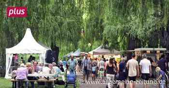 Ingelheim Das erste Volksfest in Rheinhessen steigt in Frei-Weinheim - Allgemeine Zeitung