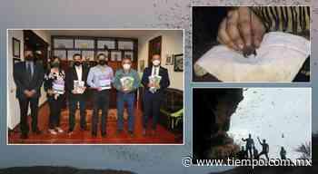 Santa Eulalia para primer Parque Estatal; entregan proyecto a Alcalde - El Tiempo de México