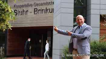 Brinkum: Neuer Schulleiter will Digitalisierungs-Schwung mitnehmen - kreiszeitung.de