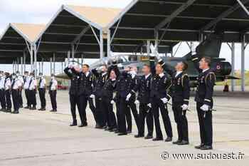 La Teste-de-Buch : dix jeunes pilotes reçoivent leur brevet de pilote de chasse - Sud Ouest