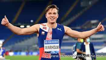 CM - Barr tombe alors que Warholm bat le record du monde du 400 m haies - Cameroon Magazine