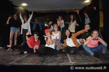 Blanquefort : Les enfants et les ados font aussi du théâtre avec la troupe Expression - Sud Ouest