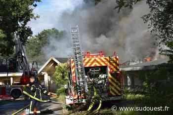 Gironde : l'ancienne maison de retraite de Blanquefort incendiée - Sud Ouest
