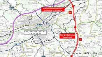 Erding: Lücke zur B 15 wird geschlossen - aber bitte zweispurig - Merkur.de