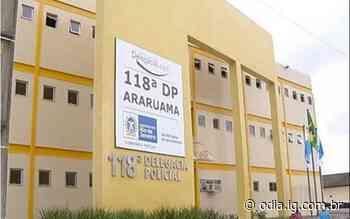 Tentativa de homicídio em Araruama - O Dia