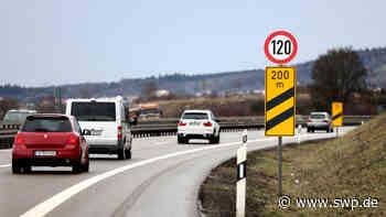 """Tempolimit auf der B 28 Reutlingen-Metzingen : """"Initiative Verkehrsfluss statt Tempolimits"""" kämpft weiter gegen Tempo 120 - SWP"""