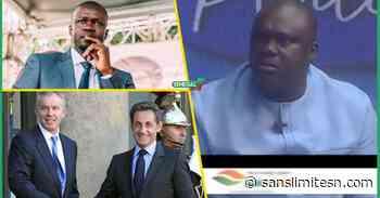 "(Vidéo) Me Pape Sene sur les propos de Sonko sur Sarkozy et Tony Blair: ""Mom Kou Xebb Bopam La…"" - SANSLIMITESN"