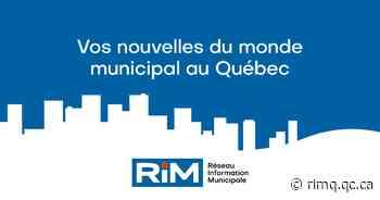 Vaudreuil-Dorion - Le conseil municipal adopte le règlement d'emprunt pour la construction de la caserne d'incendie de Lotbinière - Réseau d'Information Municipale