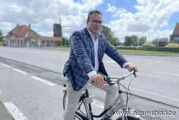 """Provincie plant 200 kilometer nieuwe fietspaden in de Westhoek: """"Nu de centen nog, we rekenen op forse inspanning vanuit Vlaanderen"""""""