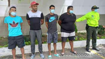 Presuntos integrantes del Tren de Aragua fueron capturados en Villa del Rosario | Noticias de Norte de Santander, Colombia y el mundo - La Opinión Cúcuta