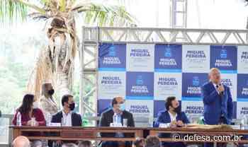 Japeri busca R$ 2,5 milhões para conclusão de duas creches - Defesa - Agência de Notícias