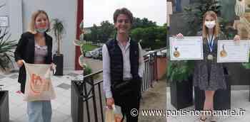À Val-de-Reuil, zoom sur trois apprentis bourrés de talent - Paris-Normandie