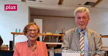 Walluf verabschiedet Beigeordnete - Wiesbadener Kurier
