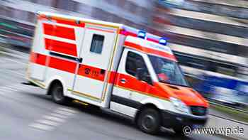 Auto rollt einfach los: Frau in Olsberg verletzt sich schwer - Westfalenpost