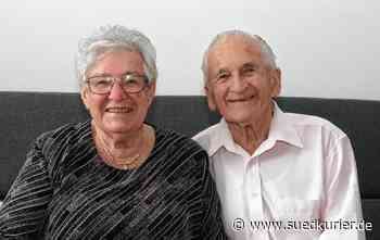 Sie sind seit 65 Jahre verheiratet: Karl und Erika Draxler feiern in ...   SÜDKURIER Online - SÜDKURIER Online