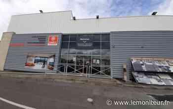 Point.P modernise son showroom de Senlis - Moniteur