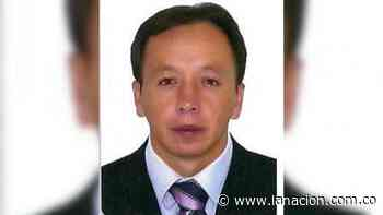 Docente murió en zona rural de Nátaga • La Nación - La Nación.com.co