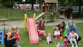 Mit einem Sommer-Picknick läuft der Betrieb im Mütterzentrum wieder an - Merkur Online