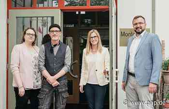Vierköpfige Spitze an der Montessori-Schule - Eggenfelden - Passauer Neue Presse