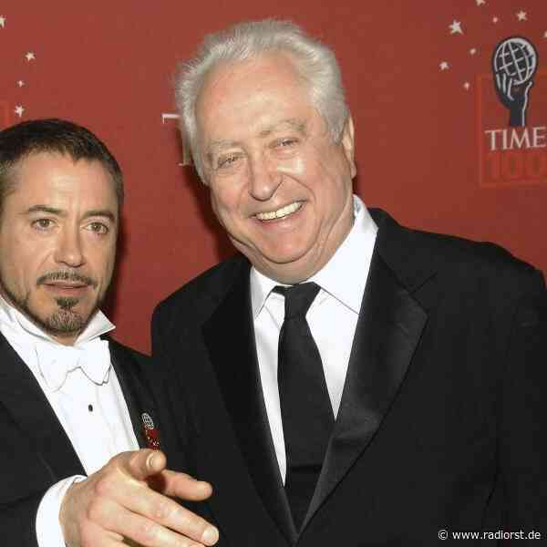 Robert Downey Jr. trauert um seinen Vater - RADIO RST