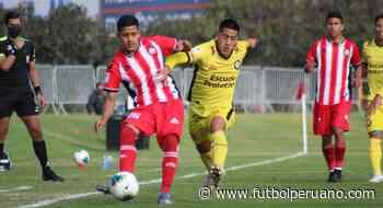 Unión Huaral igualó agónicamente ante Deportivo Coopsol por la fecha 7 de la Liga 2 del fútbol peruano - Futbolperuano.com