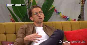 """SNICKERS Fan Talks: """"Das ist brutal!"""" René Adler schwärmt von Italien-Star - SPORT1"""