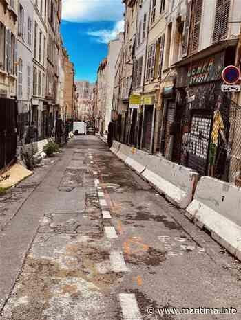 La rue d'Aubagne entièrement rouverte aux piétons cet été - Marseille - Vie des communes - Maritima.info