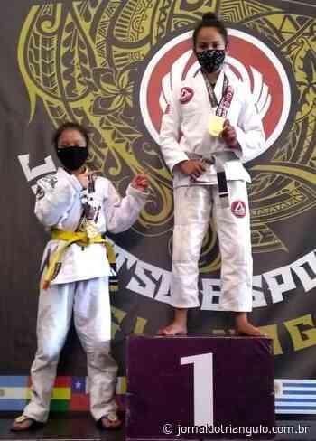Atleta Mirim de Tupaciguara e destaque em Campeonato Sul-Americano de Jiu Jitsu - Jornal do Triângulo