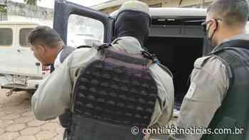 'A casa caiu': líder do Bonde dos 13 no Taquari é preso com arma e munições - ContilNet Notícias