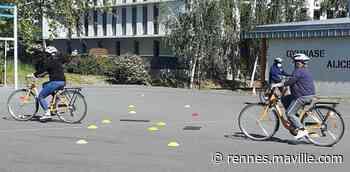 Saint-Jacques-de-la-Lande. Des ateliers pour apprendre ou redécouvrir le vélo - maville.com